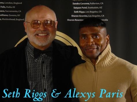 Seth Riggs & Vocal Coach Alexys Paris Singing Voice Lessons SingLikeTheStarz.com